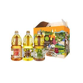 中粮初萃三小油组盒 5.4L(1.8L*3瓶)/盒