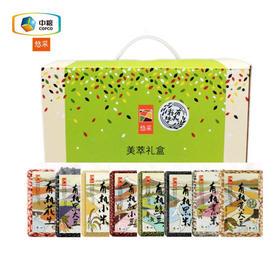 中粮悠采美萃礼盒(特别栽培有机杂粮) 3200g/盒(8袋装)