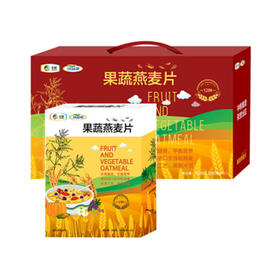 中粮可益康燕麦礼盒 1400g/盒