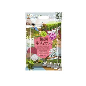 中粮初萃梅河生态大米