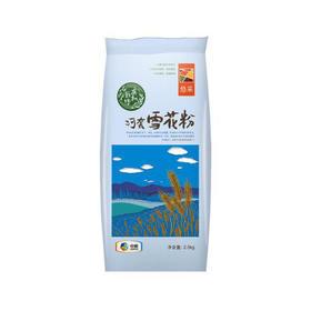 中粮悠采有机河套雪花粉 2.5kg/袋