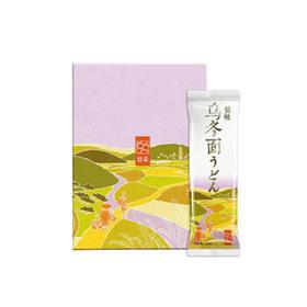 中粮悠采赞岐乌冬面礼盒 1800g/盒(300g*6袋)