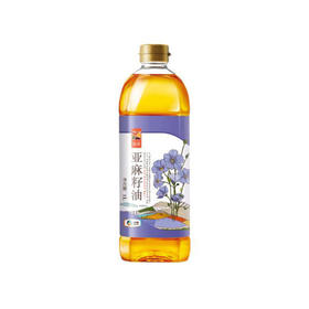 中粮悠采亚麻籽油 1L/瓶