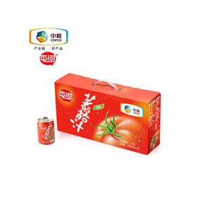 中粮新疆屯河果汁饮料果蔬汁酸甜番茄汁礼盒