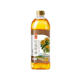 中粮悠采红花籽油 1L/瓶