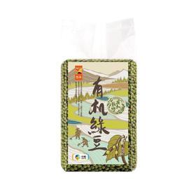 中粮悠采有机绿豆 400g/袋