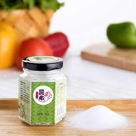 昆布粉&昆布儿童酱油:昆布粉可以替代鸡精&味精,还有昆布儿童酱油!