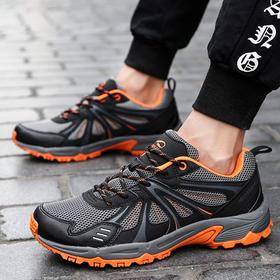 【抗菌防臭】轻型缓震慢跑鞋