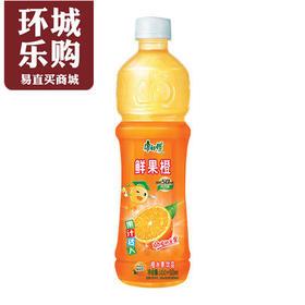 康师傅鲜果橙果汁达人500ml | 基础商品
