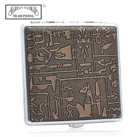 双枪烟盒  金银埃及系列烟盒 14至20支装