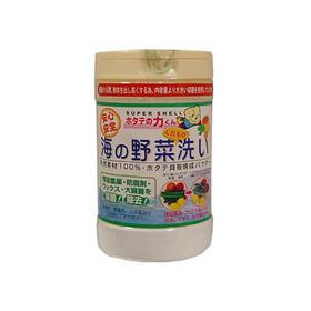 【清仓】日本汉方研究所 水果蔬菜清洗贝壳粉