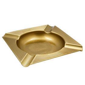 LUBINSKI 全铜四口径雪茄烟灰缸 纯铜