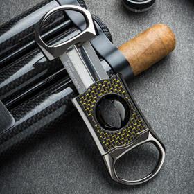 LUBINSKI 雪茄剪刀 V型切口 礼盒装