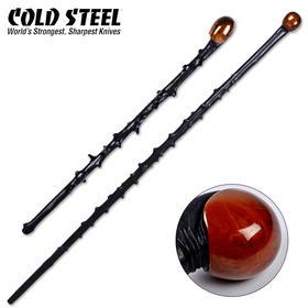 黑刺李手杖徒丨美国冷钢Cold Steel
