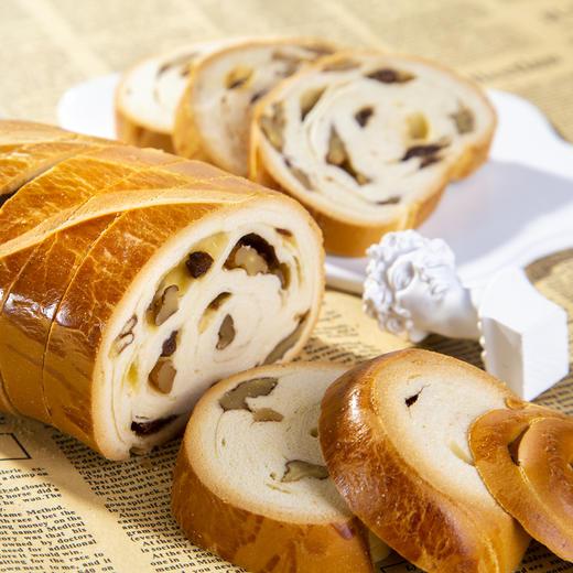 【半岛商城】俄罗斯果仁列巴470g*2条 列巴面包代餐 推荐核桃仁葡萄干 精选品质 商品图5