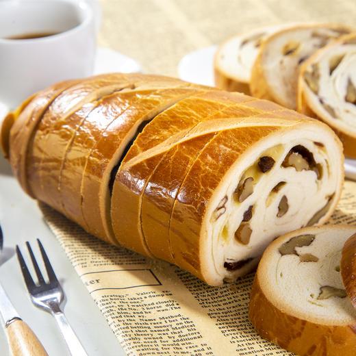 【半岛商城】俄罗斯果仁列巴470g*2条 列巴面包代餐 推荐核桃仁葡萄干 精选品质 商品图1