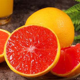 好吃到爆的中华红血橙 不打蜡不上色 新鲜9斤(65-85mm) 包邮