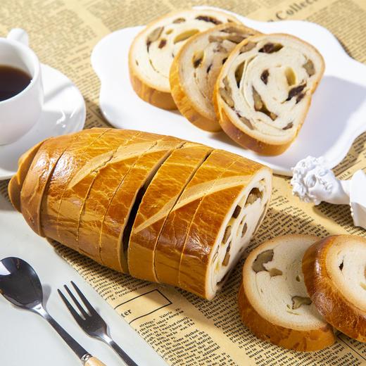 【半岛商城】俄罗斯果仁列巴470g*2条 列巴面包代餐 推荐核桃仁葡萄干 精选品质 商品图4