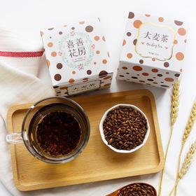 喜善花房 大麦茶 200g/盒
