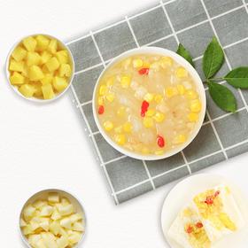 冻干果荟银耳羹(水果款):喝完感觉瞬间被美容了。