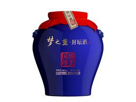梦之蓝封坛酒 68度 50L(预计下单7天后发货)
