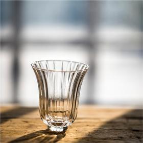 花瓣手作琉璃杯