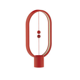 Heng Balance 抖音衡灯平衡灯半空开关床头灯台灯新年礼物 塑料款