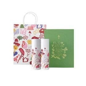 中粮恬叶玫瑰红茶礼盒(含手袋)36g*2/盒