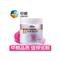 中粮可益康胶原蛋白粉礼盒 240g/盒(120g*2罐)