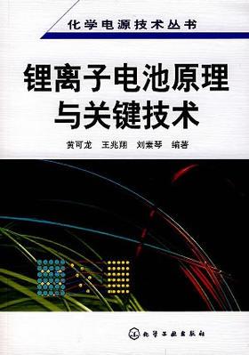 化学电源技术丛书——锂离子电池原理与关键技术