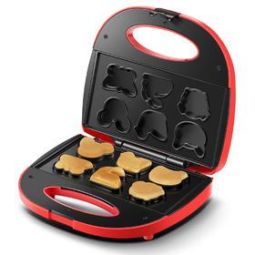 东菱蛋糕机ST-1008B 家用可拆洗双面加热烙饼锅薄煎饼机