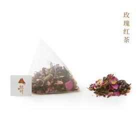 中粮恬叶玫瑰红茶 36g/筒