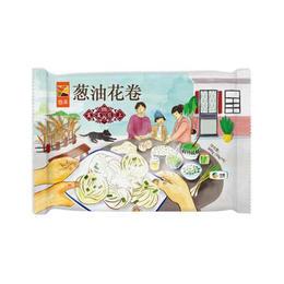 中粮悠采葱油花卷 300g/袋(50g*6只)