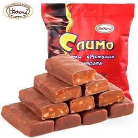 【半岛商城】进口食品 俄罗斯进口红皮糖 500克*1袋 包邮