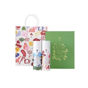 中粮恬叶花果茶组合礼盒(含手袋) 36g*2/盒