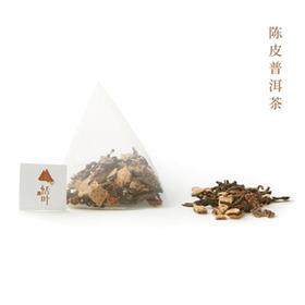 中粮恬叶陈皮普洱 36g/筒