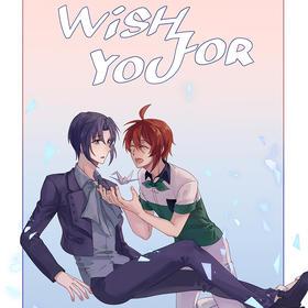 现货区|寄卖|IDOLiSH7一织陆漫画本《WiSH FOR YOU》