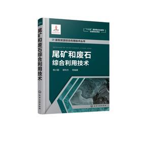 废物资源综合利用技术丛书——尾矿和废石综合利用技术