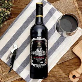 博纳罗波尔多干红葡萄酒 750ml/瓶
