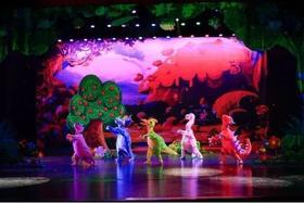 【随机票3折】可爱温情的儿童舞台剧《我不是霸王龙》