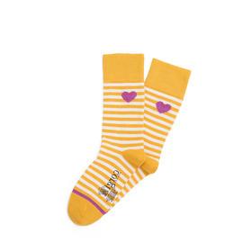 CORIG 女款 爱的圈圈 轻棉袜