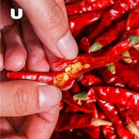 180天自然风干 大理枝头干辣椒 |   传统农家种植老品种  鲜香辣   调味提香10倍