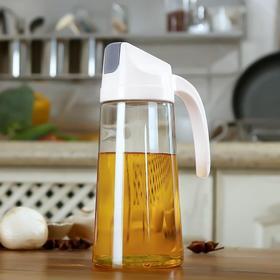 人见人爱的厨房神器!油醋酱酒皆可装,再也不用担心漏油了,全新防漏油壶!