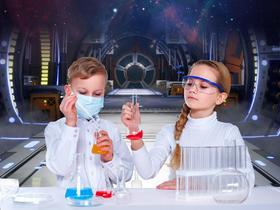 科学小站实验