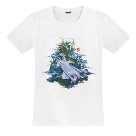【军武出品】隐形威龙空军文化T恤