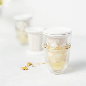 设计师款 | 许愿玻璃茶隔杯 (韵达48小时发货)