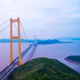 杭州出发:探索舟山群岛中的隐秘海岛, 登山看大海(1天活动)