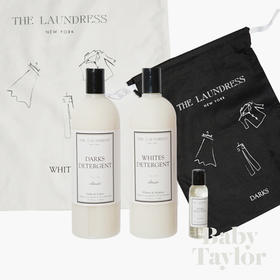 The laundress 深浅衣物清洁套组