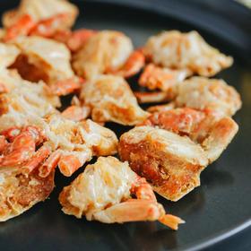 [原味脆蟹]咔哧一口鲜脆酥香 40g/盒 2盒装