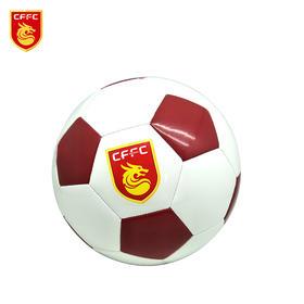 河北华夏幸福官方正品标识足球